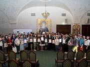 В Москве состоялось награждение лауреатов конкурса «Лето Господне» в младшей и средней возрастных группах