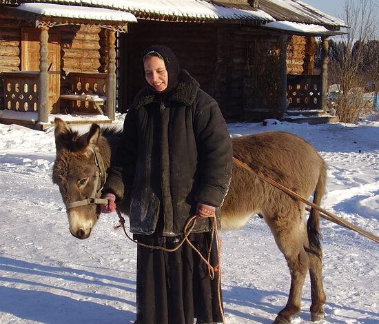 Монахиня Сергия (Старкова)