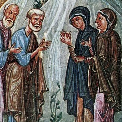 Проповедь Христова Воскресения