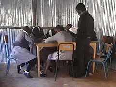 New challenges for Kenyan Orthodox school amid another lockdown