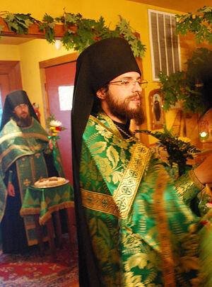 Иеромонах Гавриил (Хутен)