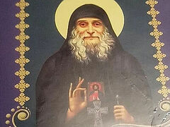 Новые чудеса грузинского святого на русской земле