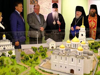 Во Владимире открыли музей Александра Невского накануне 800-летия со дня рождения князя