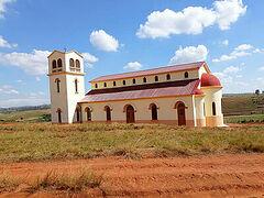 Ακόμη ένας ναός προς δόξαν Θεού στην ιεραποστολή της Αφρικής