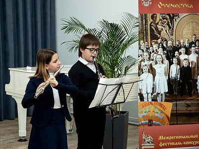 Завершился московский этап XV фестиваля-конкурса «Алтарь Отечества»