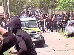 Clergy help defuse Georgian-Azerbaijani ethnic conflict