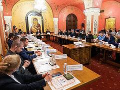 В Москве прошла конференция «Строительство храмов — сохранение исторической памяти народа»