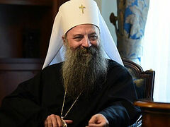 We didn't choose Moscow or Constantinople, we chose the canons—Patriarch of Serbia