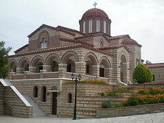 Greek monasteries evacuated due to spreading wildfire