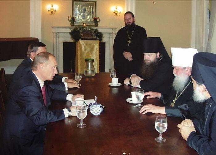 Встреча с Президентом в Синоде