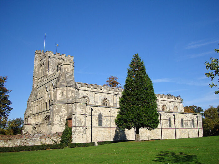 Dunstable Priory, Bedfordshire