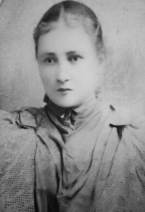 Прабабушка, Мария Беляева