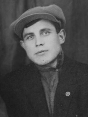 Владимир Кирилин, мой дедушка, 1929 г.