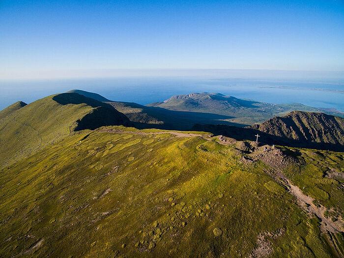 Гора Маунт-Брандон, графство Керри, Ирландия