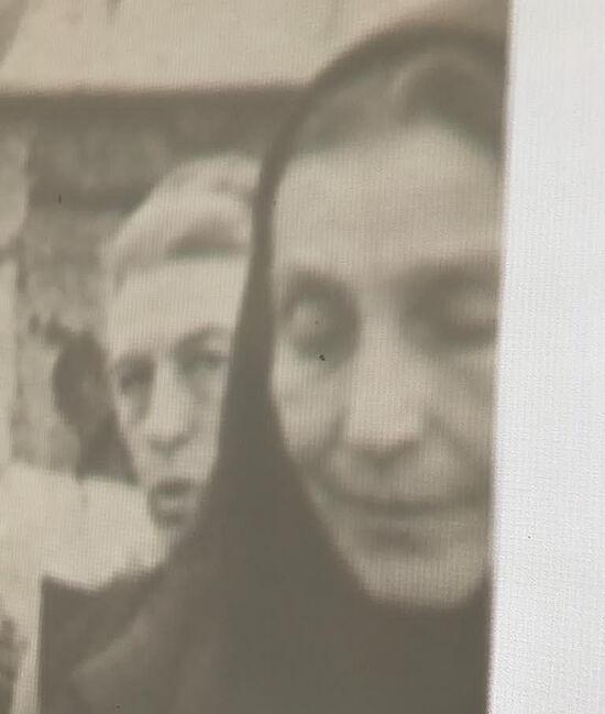 Моя бабушка Мария Александровна Шатилова (урожден Толстая), в иночестве мать Мариамна