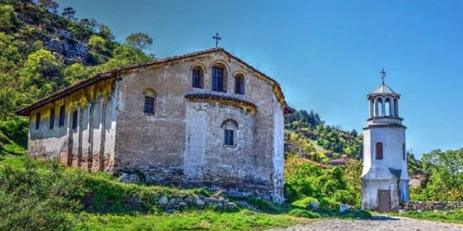 Church of St. George. Photo: orthodoxianewsagency.gr