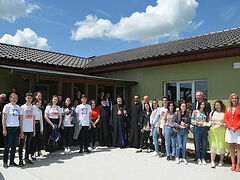 Romanian diocese establishing houses for abandoned and orphaned children