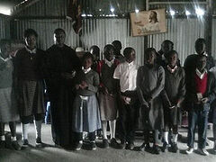 Orthodox priest attends local meeting on education reforms in Kenya