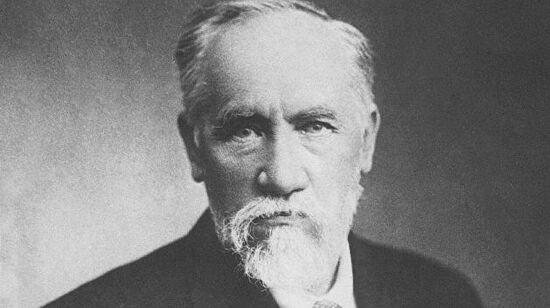 Иван Сикорский, отец конструктора