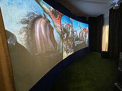 Выставка «Александр Невский в изобразительном искусстве» в Печорах откроется параллельно с большой экспозицией в Москве