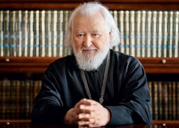 Протоиерей Владимир Воробьев, ректор Православного Свято-Тихоновского гуманитарного университета.