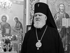 Archbishop Elevthery of Şymkent (Russian Church) reposes in the Lord
