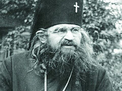 """Archpriest George Larin: """"I always remembered the joy of being with St. John of Shanghai"""""""