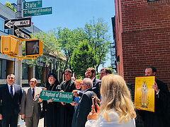 Brooklyn street renamed for St. Raphael (Hawaweeny)