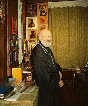 Archpriest Gleb Kaleda