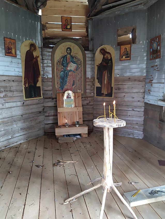 Храм Рождества Иоанна Предтечи, деревня Шуклино