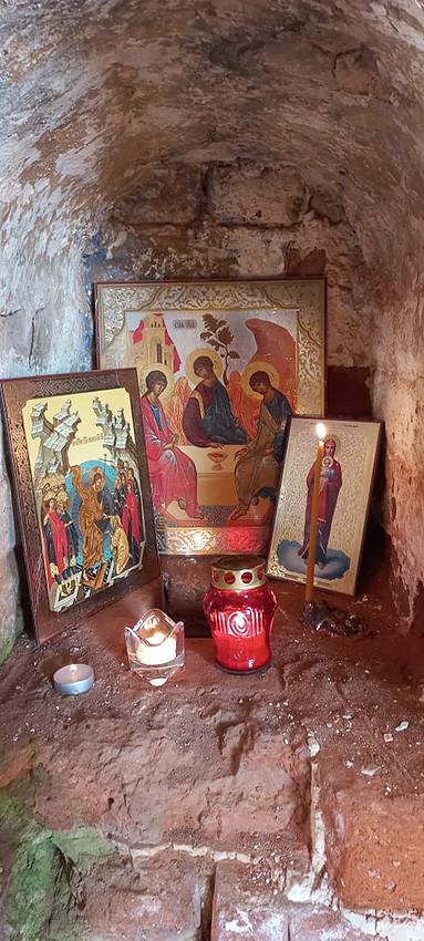 Храм Троицы Живоначальной, село Колбацкое