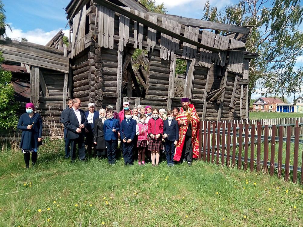 Το Παρεκκλήσι Αγίου Νικολάου του Θαυματουργού, στο χωριό Αρασλάνοβο
