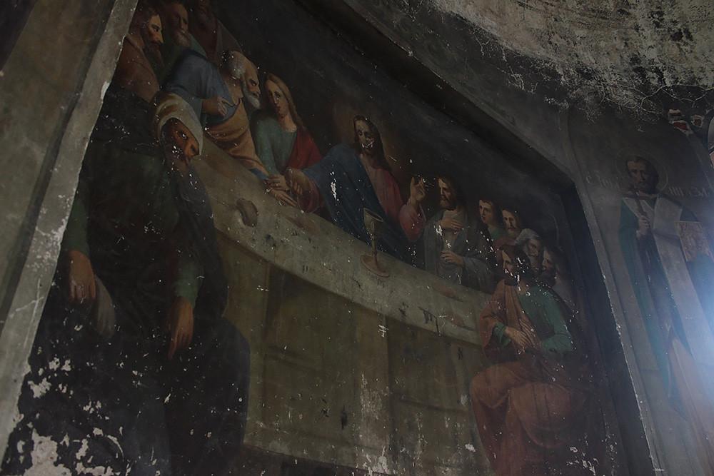Храм Вознесения Господня, село Дигитли