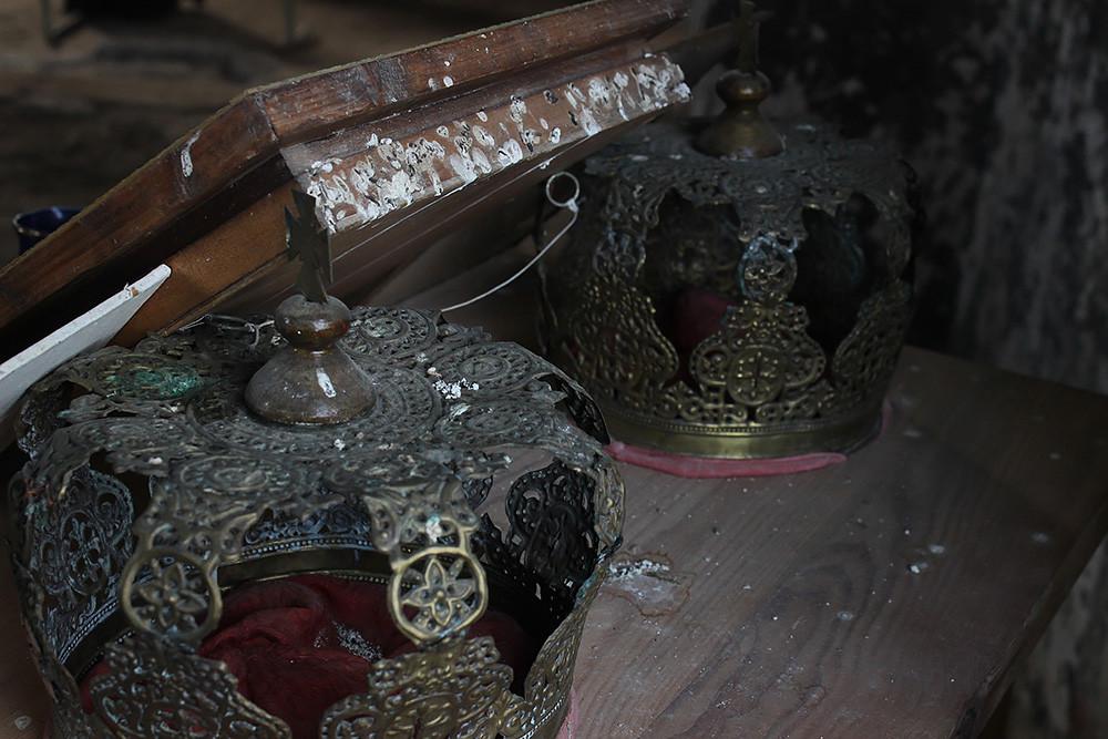 Ο Ιερός Ναός Αναλήψεως του Κυρίου, στο χωριό Ντιγκιτλί