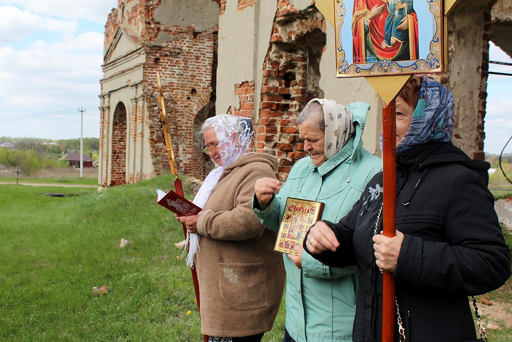 Храм Успения Пресвятой Богородицы, село Кузовка