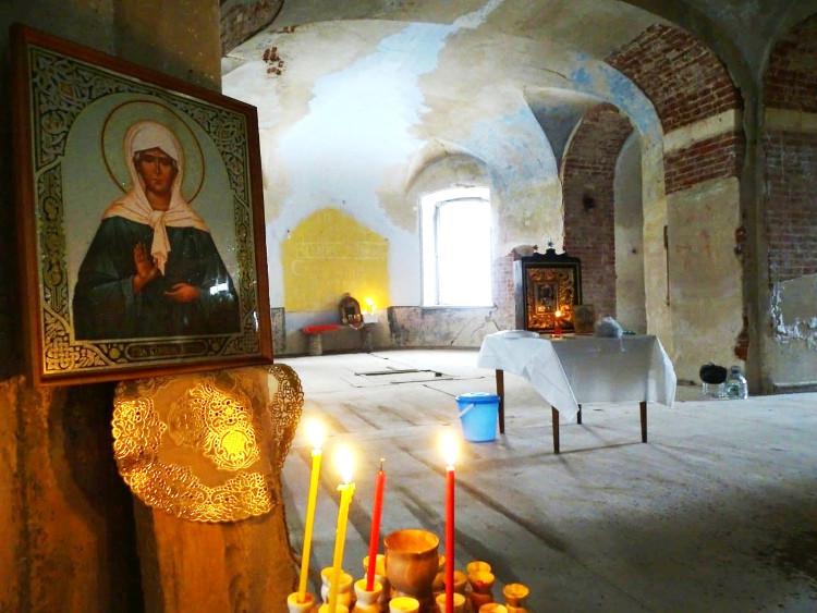 Ο Ιερός Ναός Αναλήψεως του Κυρίου, στο χωριό Βισόκοε