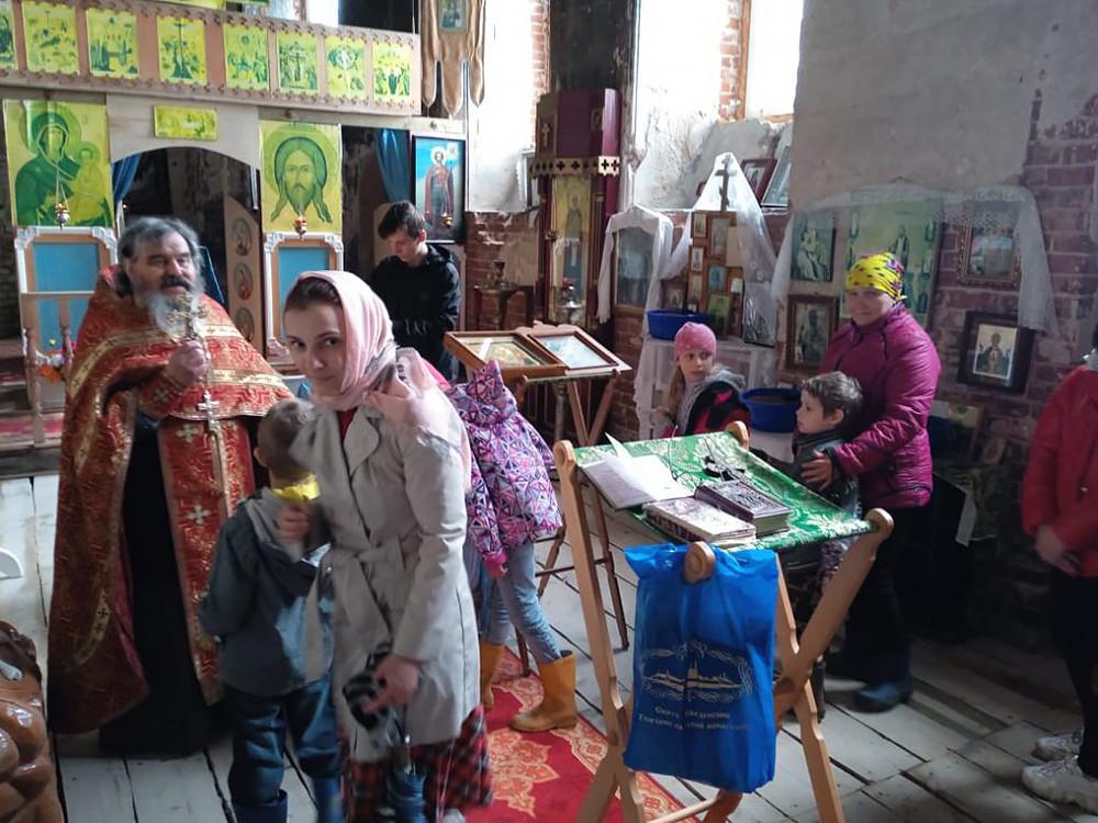 Το χωριό Ίβερσκοε