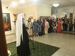 В Екатеринбурге открылась выставка «Александр Невский: воин, политик, святой»