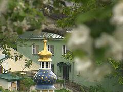 Семинария в Псково-Печерском монастыре