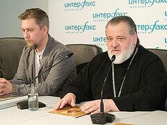 В Санкт-Петербурге прошла пресс-конференция, посвященная празднованию в Александро-Невской лавре 800-летия со дня рождения благоверного князя Александра Невского