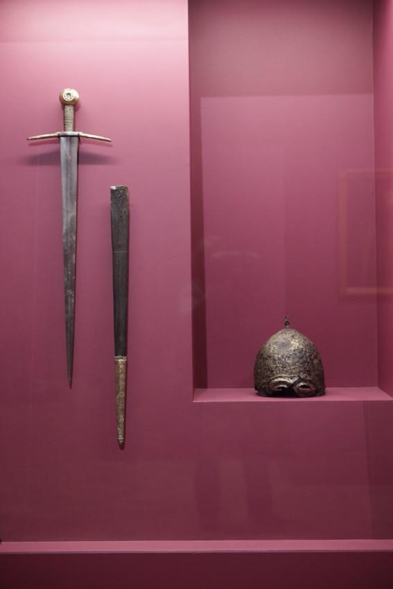 Меч князя Довмонта-Тимофея. XIII век