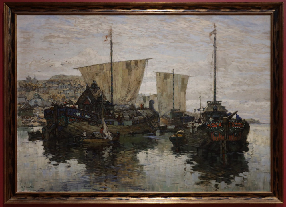 Горбатов К.И. Струги. Великий Новгород. 1912