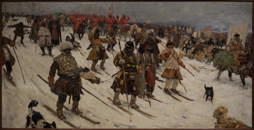 Иванов С. Поход москвитян. XVI век. 1903