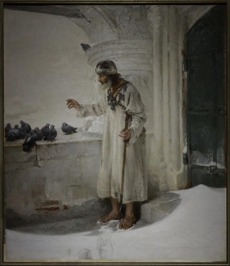 Лебедев К.В. Василий Блаженный. 1902