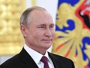 Святейший Патриарх Кирилл поздравил Президента Российской Федерации Владимира Путина с Днем России