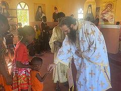 Θυρανοίξια Καθολικού Ιεράς Μονής Οσίου Ιωσήφ του Ησυχαστού