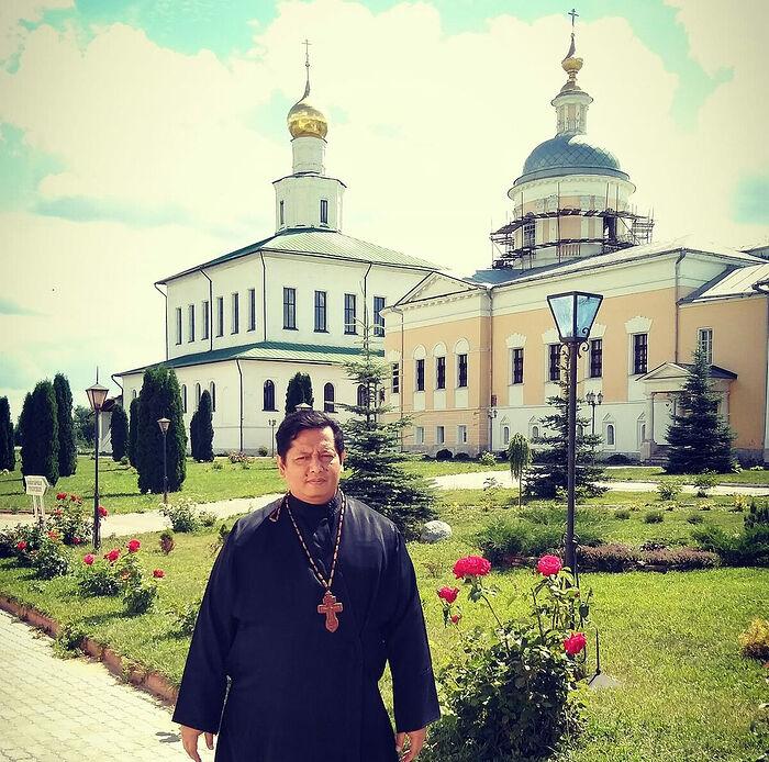 Προσκυνηματικό ταξίδι στο ανδρικό μοναστήρι των Θεοφανείων Στάρο-Γκολούτβιν, 2018