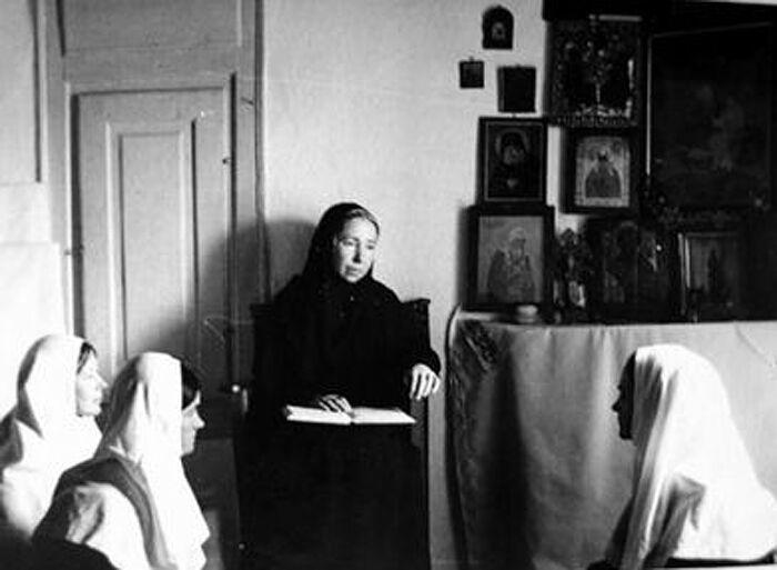 Schema-Igumena Maria (Dokhtorova)