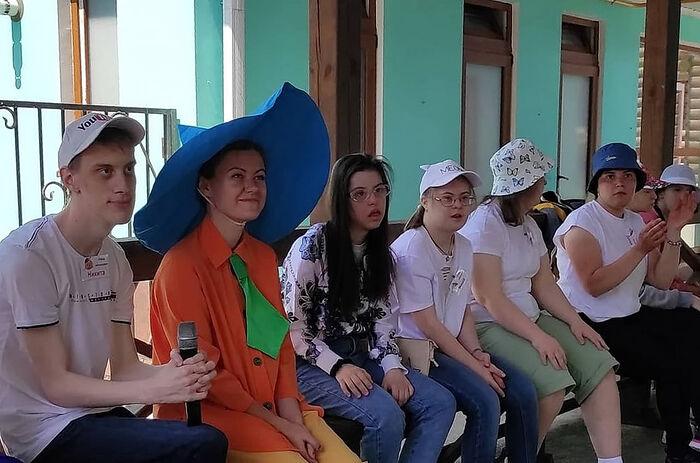 Участники инклюзивного летнего форума в Пятигорской епархии