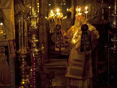 Беседа о Божественной литургии. Без чего миру невозможно существовать / Православие.Ru